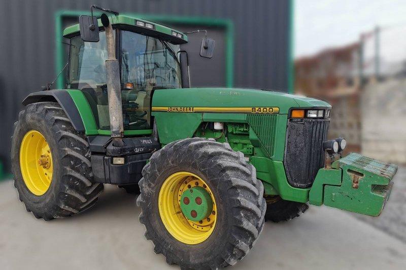 Продажа трактор John Deere 8400 б / у