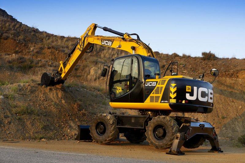Витратні матеріали, масла та запчастини для екскаваторів і навантажувачів JCB