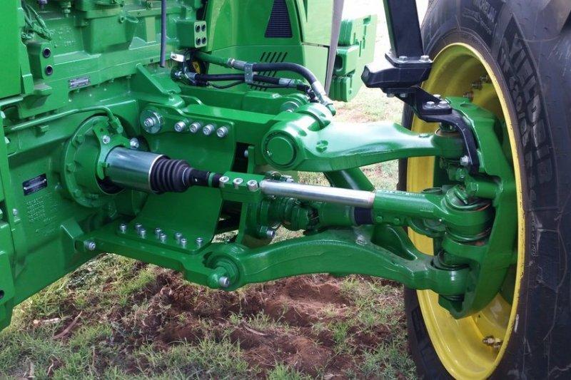 Где проводить ремонт ходовой для трактора John Deere?