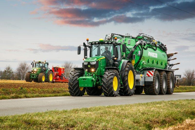 Кращі моделі тракторів John Deere та запчастини до них